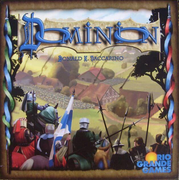 Dominion –strategisten lautapelien ystäville